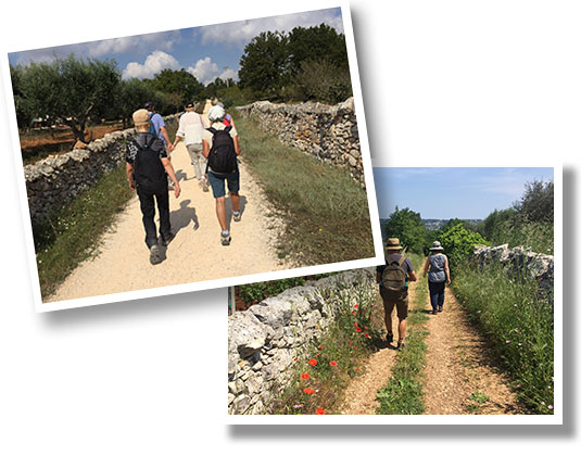 Day 2 Puglia Walking tour Italy