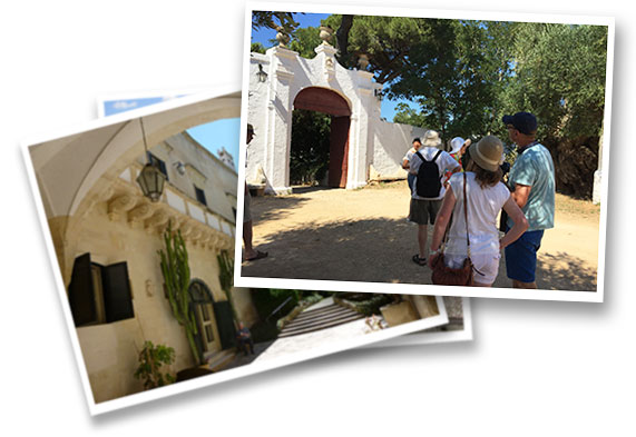 Puglia walking tour Italy