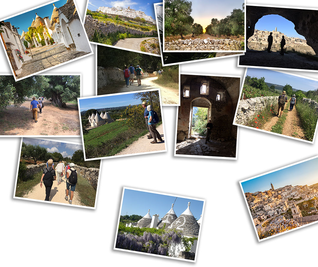 Southern Italy Puglia Walking tour photos