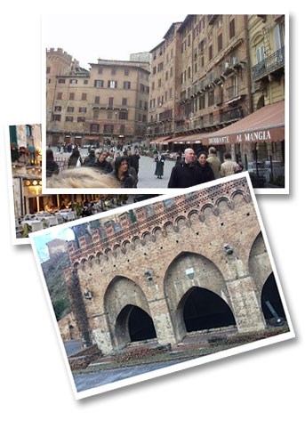 Siena Tuscany small group walking tour