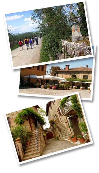 Monteriggioni Tuscany small group walking tour